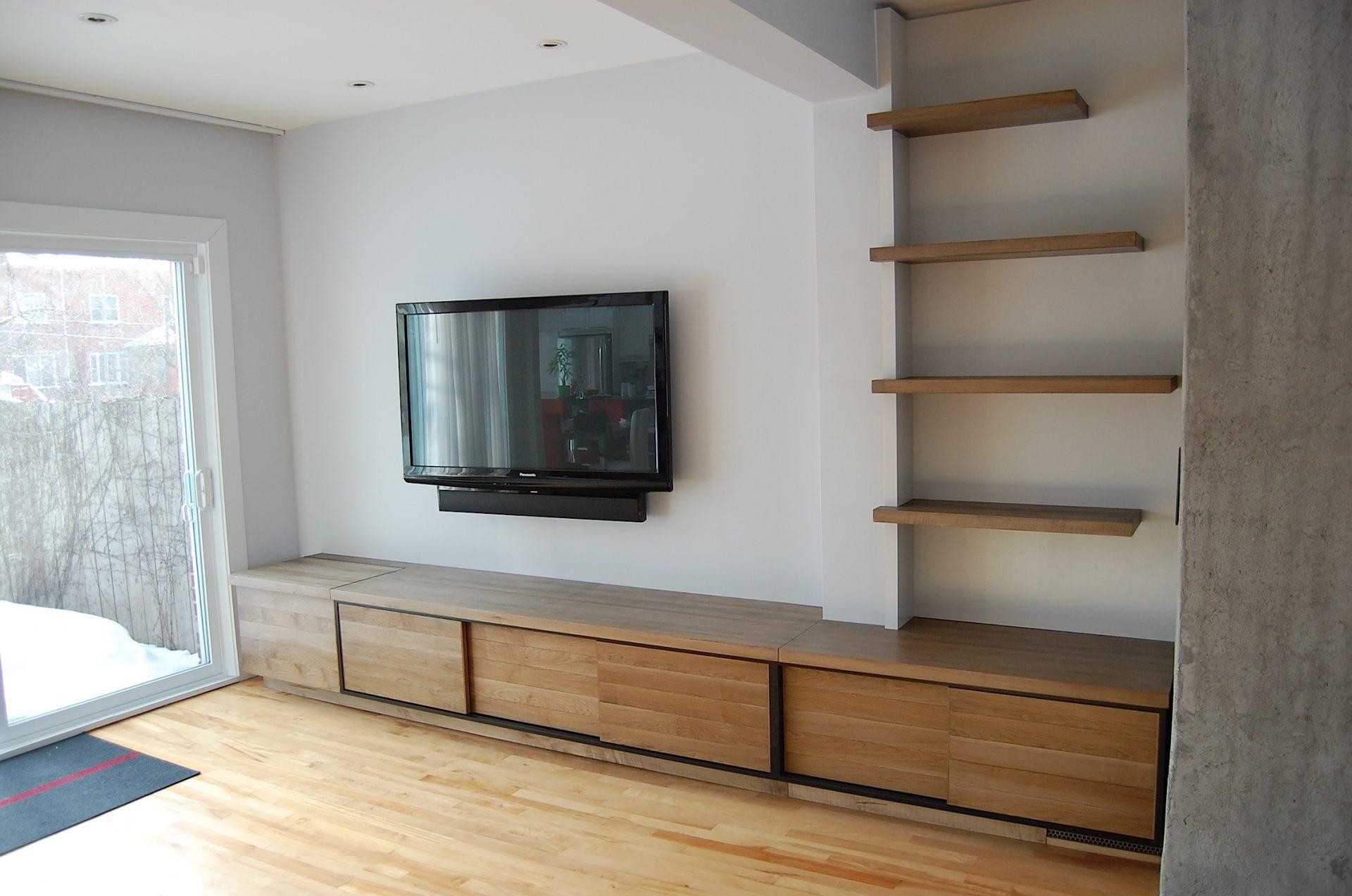 meubles salon design sur mesure jpg 2 matpel. Black Bedroom Furniture Sets. Home Design Ideas